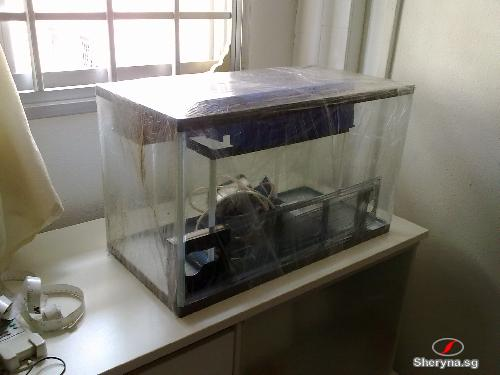 Picture of Aquarium for sale.