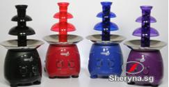 Picture of Cheap Chocolate Fountain Rental for Events and Parties (FONDUE)