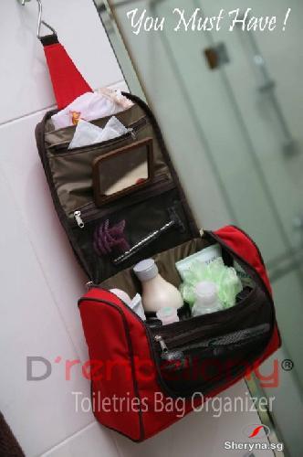 Picture of Drenbellony Toiletries Bag Organizer
