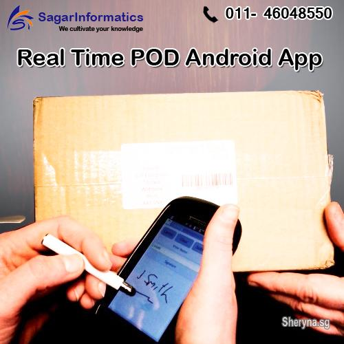 Electronic Proof of Delivery App | Other Services for sale